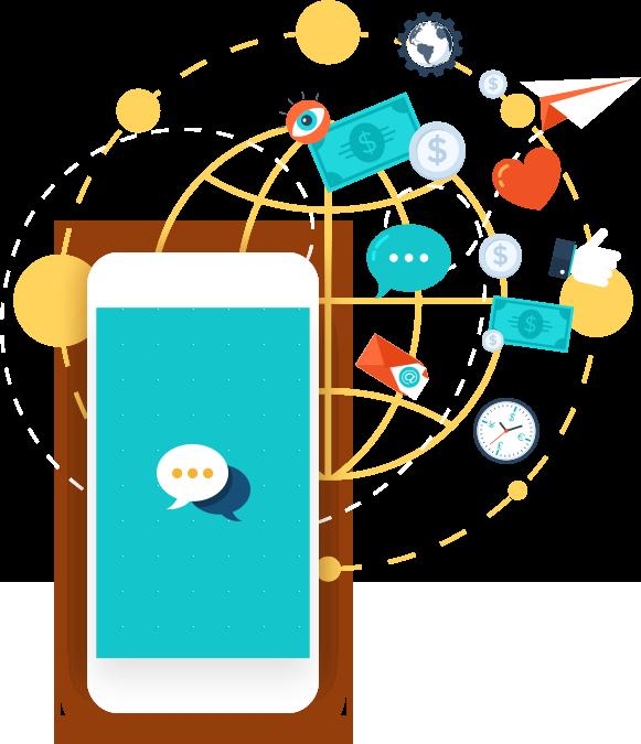 بوابة الرسائل gateway sms
